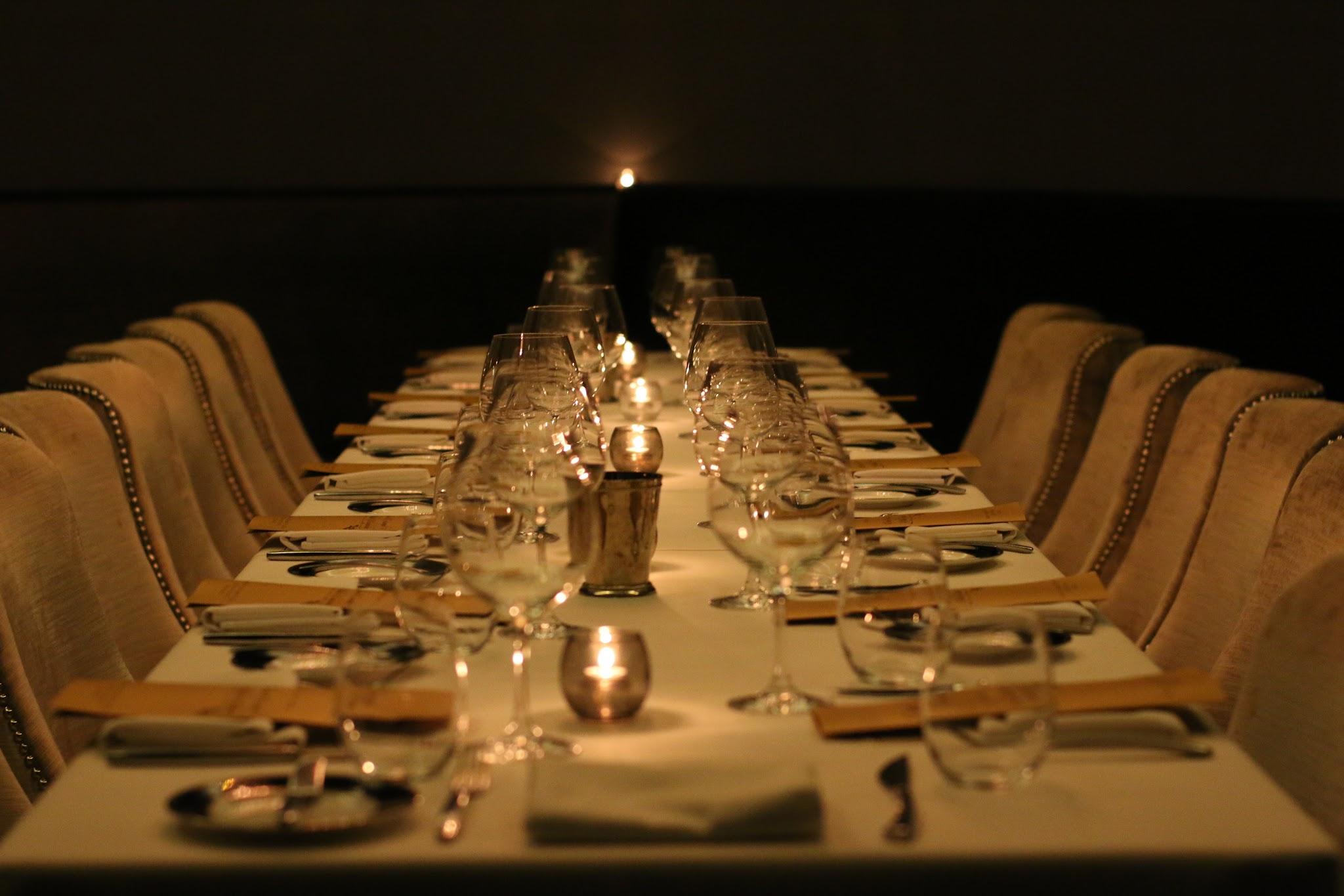 Special Dinner w/ Dave & Nikhil