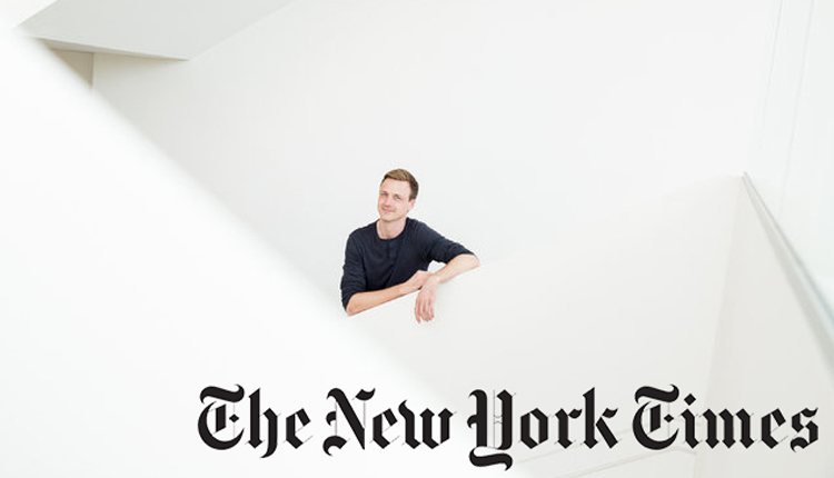 THE NEW YORK TIMES: UNICORNS HUNT FOR TALENT AMONG SILICON VALLEY'S GIANTS
