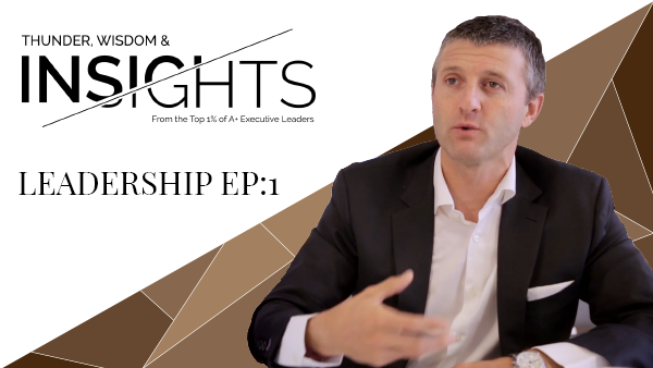 Leadership 1 with Alex Douzet