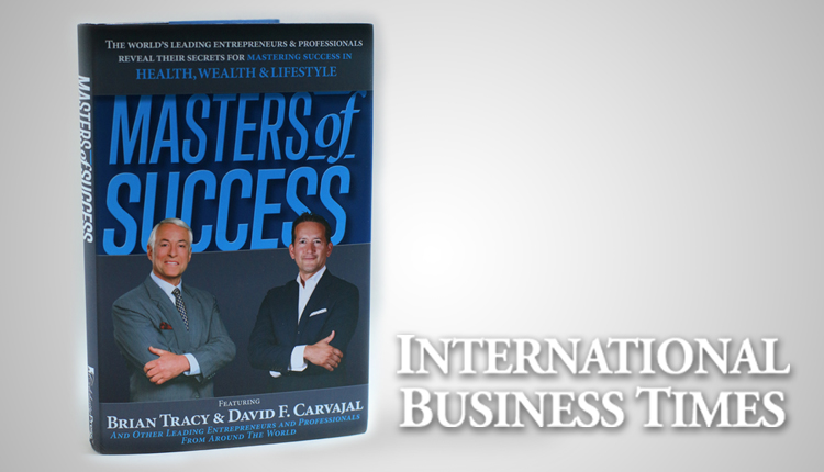 Tech's Top Executive Recruiter Dave Carvajal Co-Authors Bestselling Book
