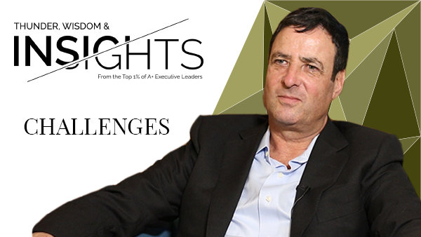 Challenges with Itzhak Fisher