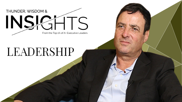 Leadership with Itzhak Fisher