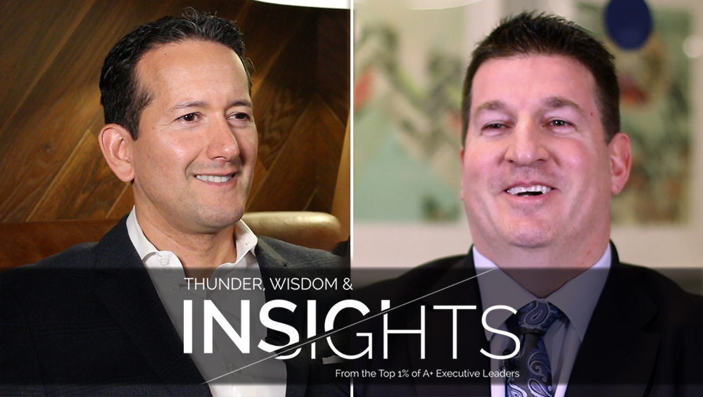 Global insights with top executive Chris Hummel