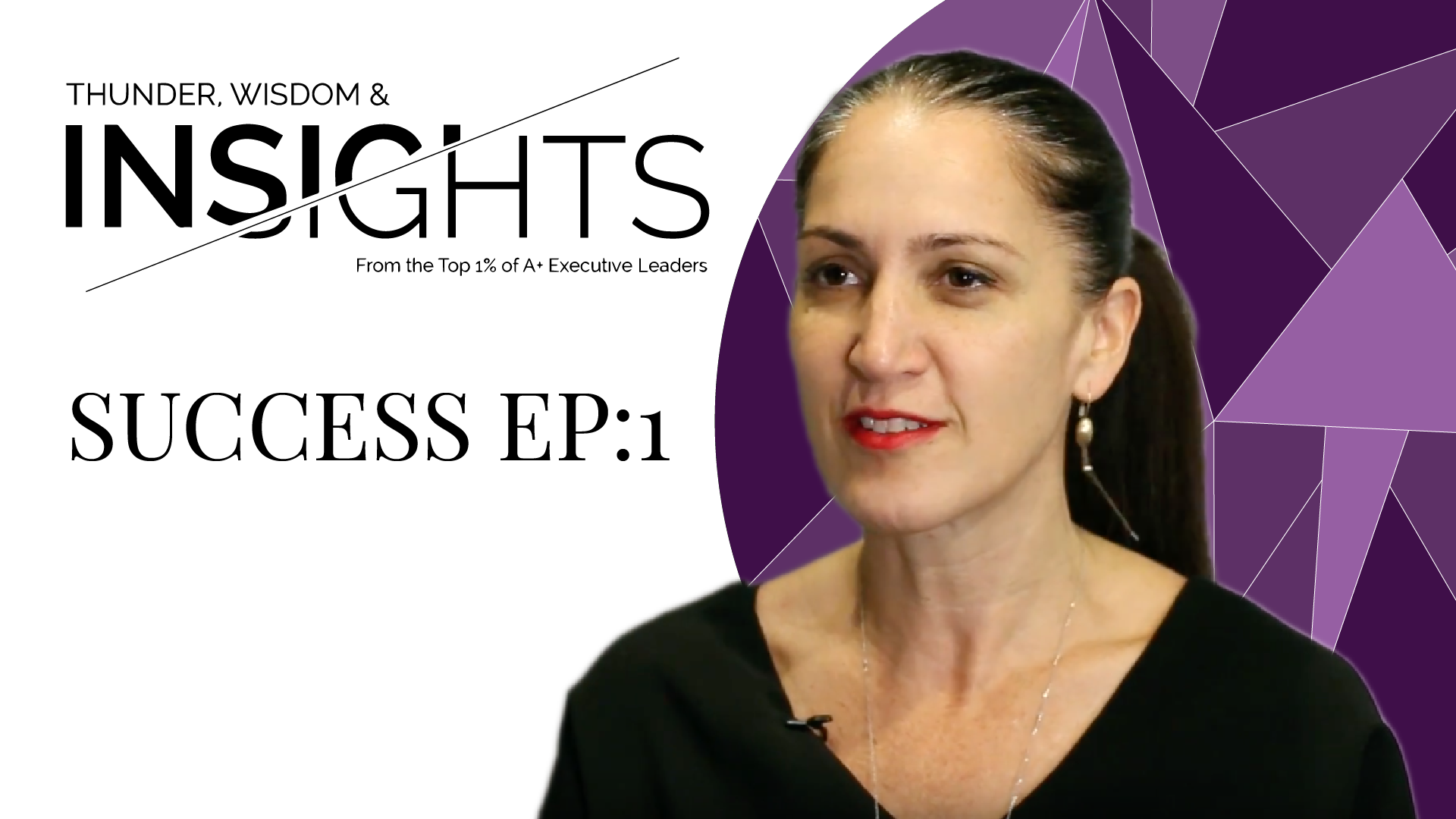 Success with Liza Landsman