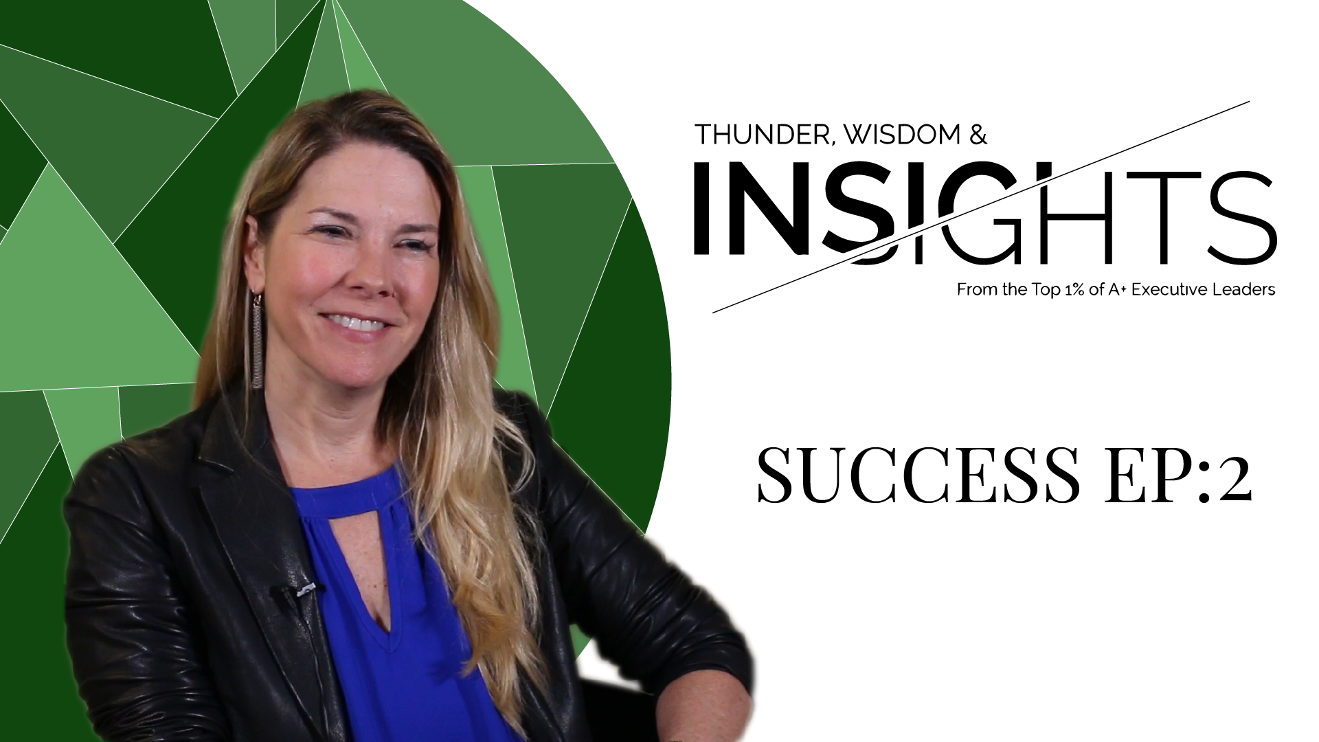 Success 2 with Tricia Melton
