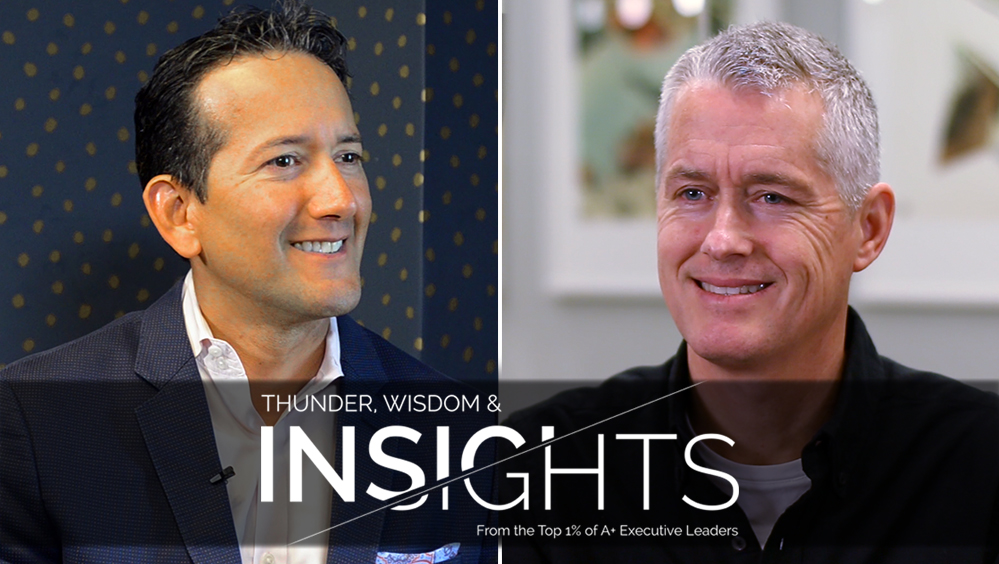 Top Tech Executive Steve Johnson on the Most Important Things in Life & Business