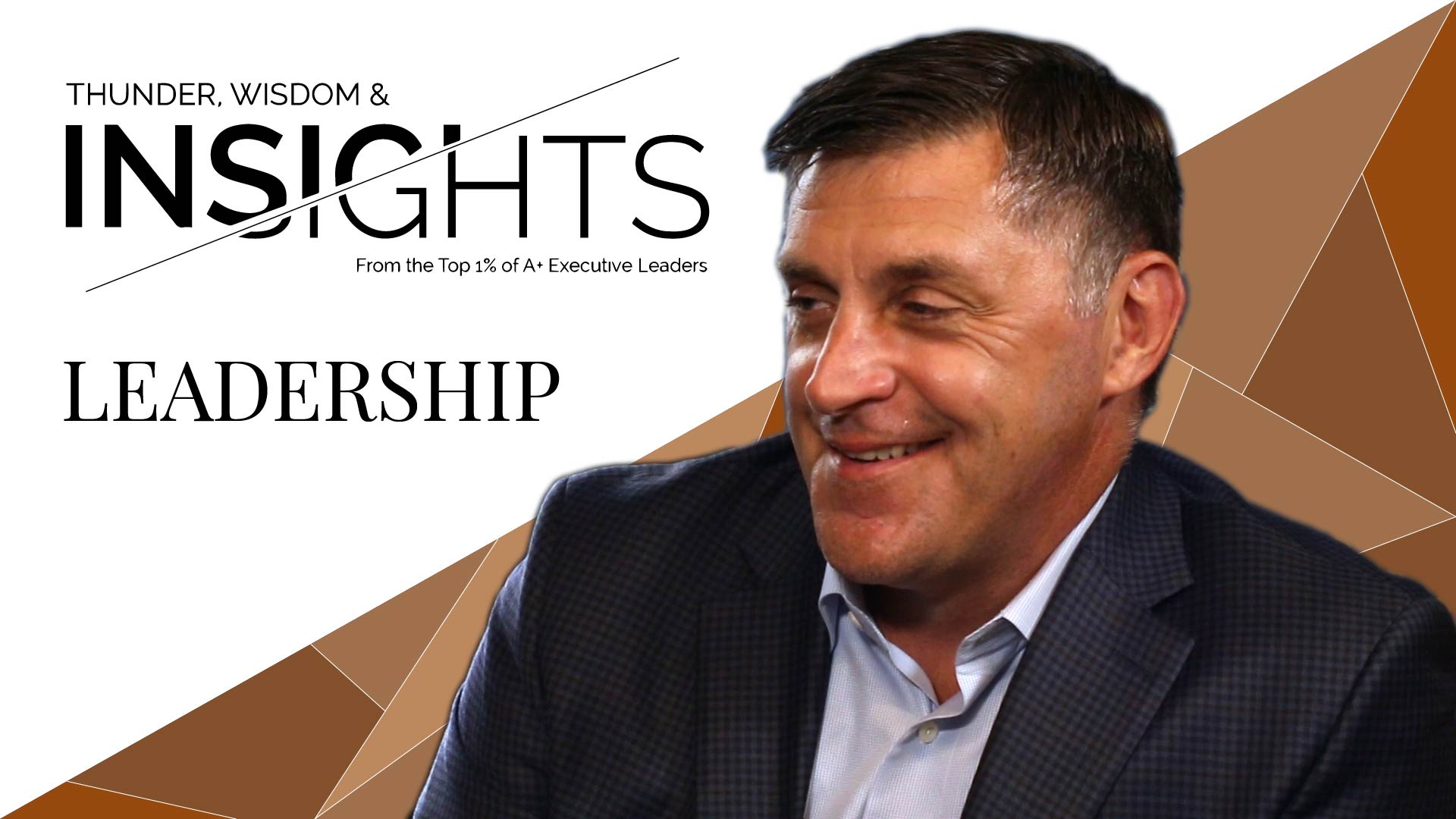 Leadership with Jim Madej