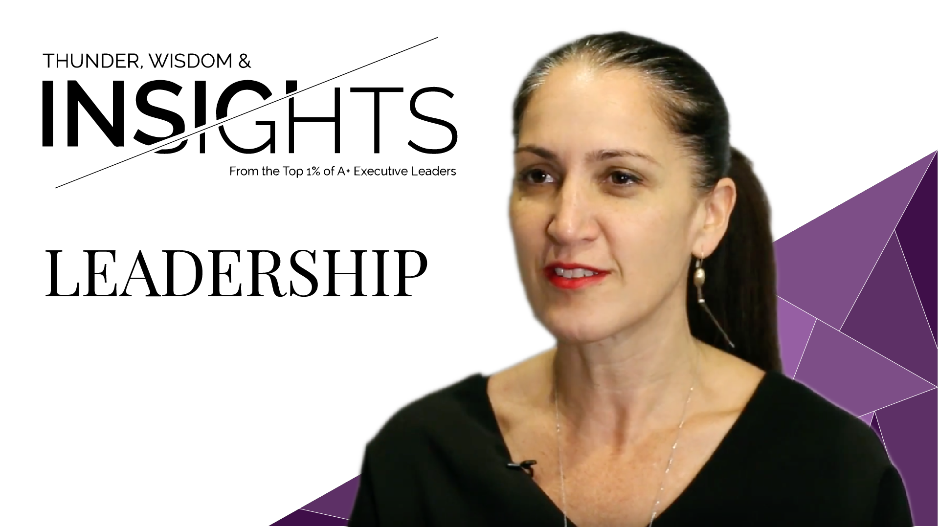 Leadership with Liza Landsman