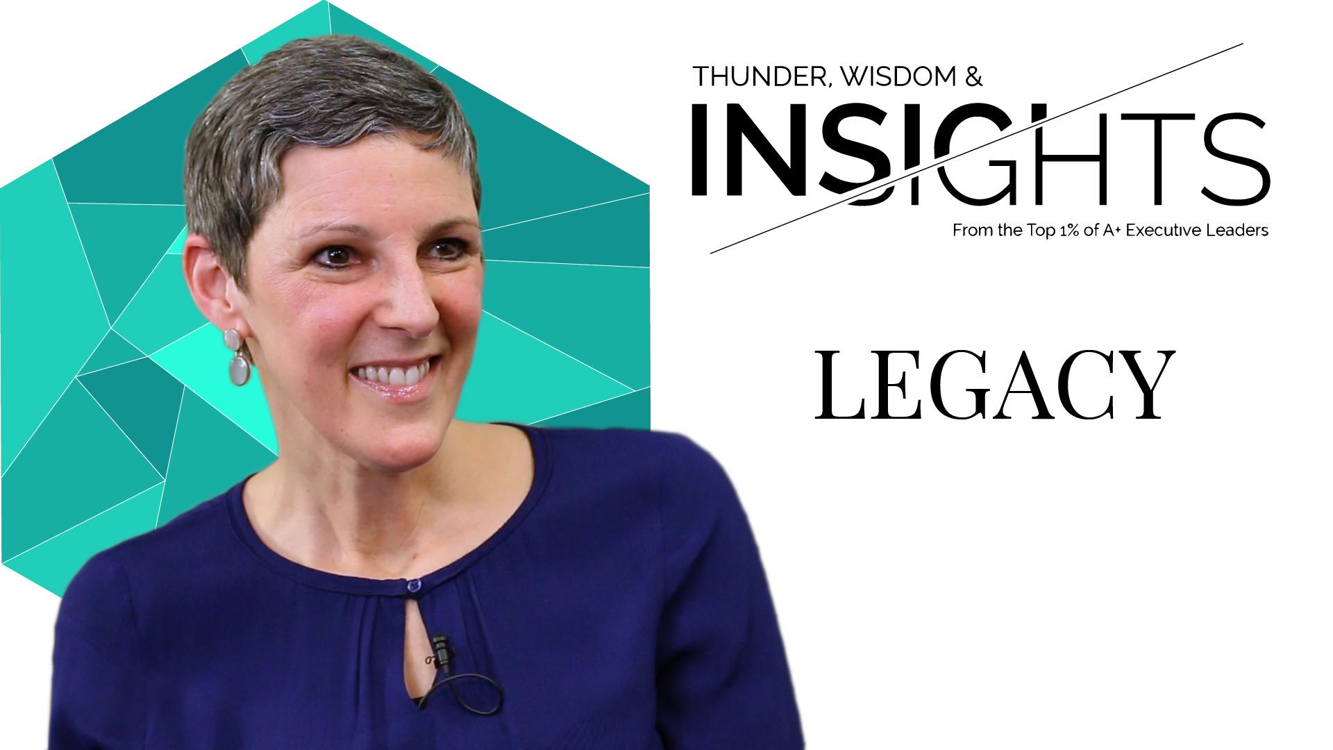 Legacy with Lori Tauber Marcus